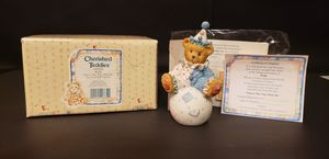 Vintage Cherished Teddies WALLY for Sale in Tacoma, WA