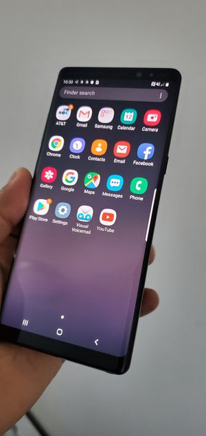 Samsung Galaxy | Note 8 | 64GB | Factory Unlocked | Any Company Carrier | Condition Excellent | Like Almost New... for Sale in Springfield, VA