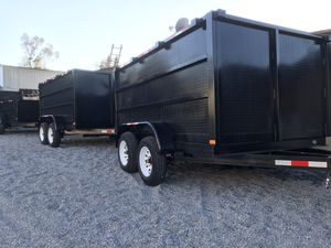 2019 Dump Trailers for Sale in Fresno, CA