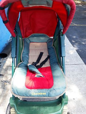 Kissimmee...very clean Jeep stroller for Sale in Kissimmee, FL