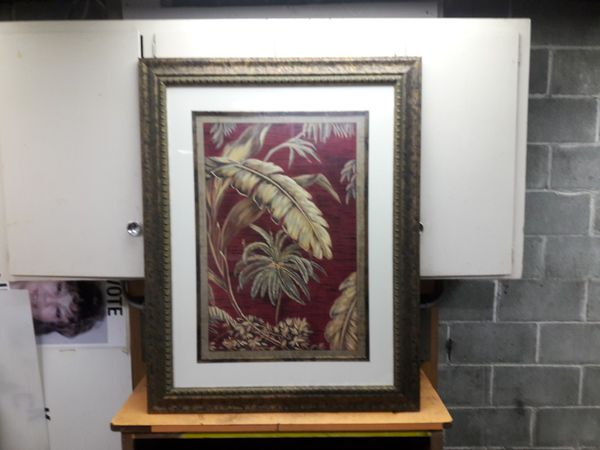 Kathy Ireland Home Art Collection [Tropical Palm]