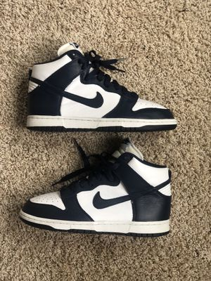 "Nike Dunk High "" Villanova "" for Sale in Chesapeake, VA"