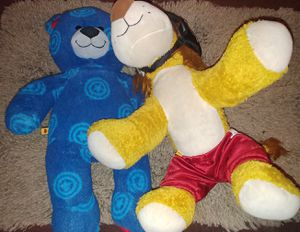 2 Build A Bear Teddies for Sale in Plant City, FL
