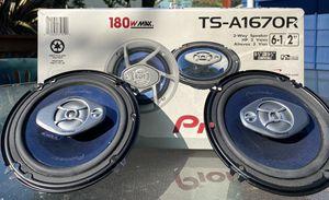Pioneer Car Speakers for Sale in Seattle, WA