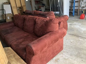 Sleeper sofa and loveseat set for Sale in Cleveland,  OH
