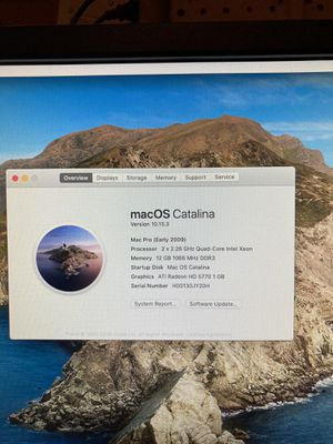 Mac Pro Early 2009 for Sale in Desert Hot Springs, CA