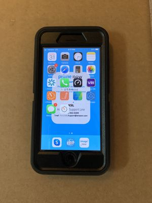 iPhone 7 with OtterBox for Sale in Chantilly, VA
