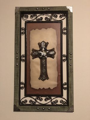 Cross Picture for Sale in Houston, TX