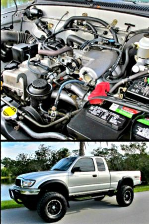 2OO2 Tacoma 2.7 Prerunner Price $1OOO for Sale in Charlotte, NC