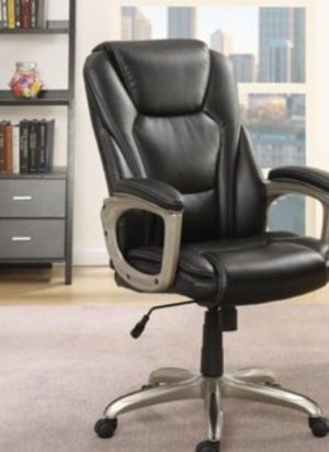 New!! Gaming chair, Task chair, rolling chair, desk chair, office chair, executive chair, office furniture , black for Sale in Phoenix, AZ