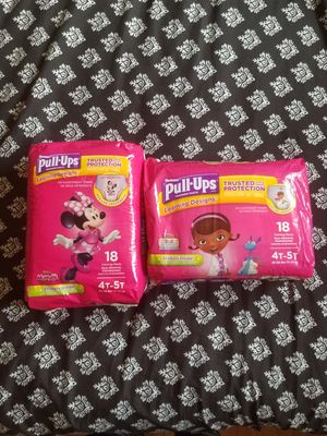 Huggies Pull-ups for Sale in Charleston, SC