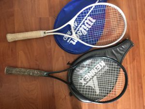 Two tennis rackets for Sale in Olney, MD