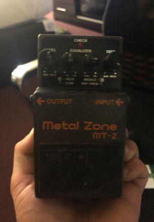 Boss metal zone for Sale in Boise, ID