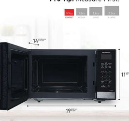 Brand New Stainless Steel Panasonic Microwave Oven for Sale in Bellevue,  WA