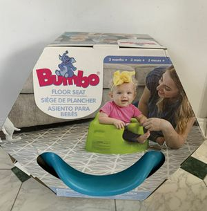 Bumbo floor seat for Sale in Renton, WA