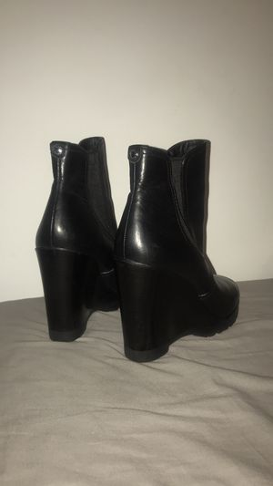 Michael Kors wedge ankle boots for Sale in Vienna, VA