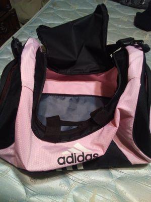Pink Adidas duffle bag for Sale in Manteca, CA