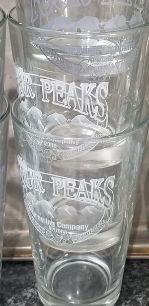 Large collection of Brewery Pint Glasses for Sale in Phoenix, AZ