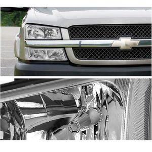 2003-2007 classic Silverado clear headlights for Sale in Modesto, CA
