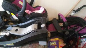 Stroller, car seat and base for Sale in Cabot, AR