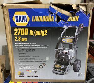NAPA pressure washer cold 2700 psi gas 2.3 gpm for Sale in Dearborn, MI