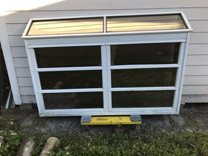 """Garden Windows Brand New never install With cranks opening tents Glass iT was special order $2400.00 now $350.00 or best offer4""""x6""""Foot for Sale in Tampa, FL"""