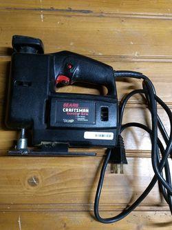 Craftsman Scroller Saw for Sale in Elyria,  OH