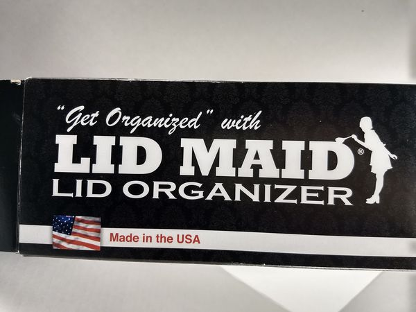 Lid Maid Organizer for your Kitchen Cabinet NIB