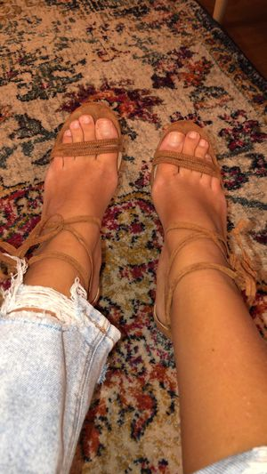 Brown heels size 6.5 for Sale in Richmond, KY