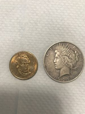 1922 silver dollar for Sale in Cary, NC