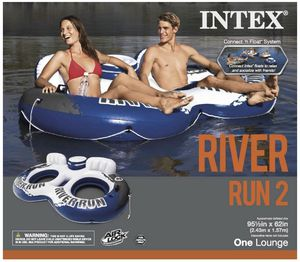 River run 2 inflatable raft tube for Sale in Manteca, CA