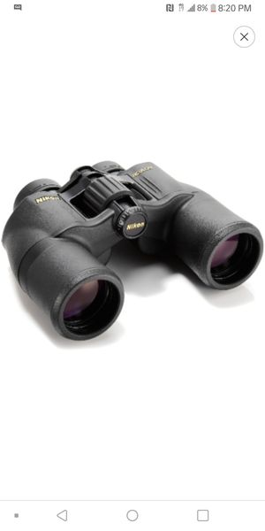 Nikon Aculon 10x42 Binoculars for Sale in Roseville, CA