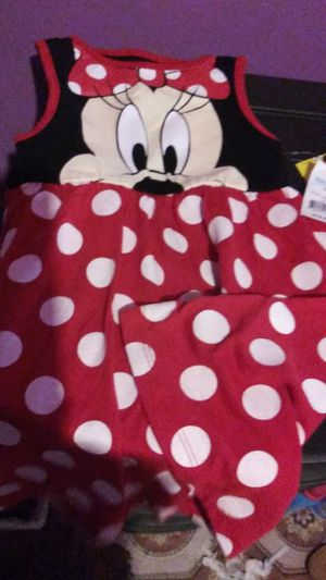 Minnie Mouse Dress for Sale in San Antonio, TX