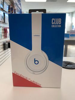 NEW Beats Solo 3 Wireless headset Club collection for Sale in Everett,  WA