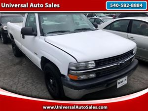 2002 Chevrolet Silverado 1500 for Sale in Spotsylvania Courthouse, VA