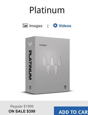 Waves plugins Bundle for Sale in Atlanta, GA
