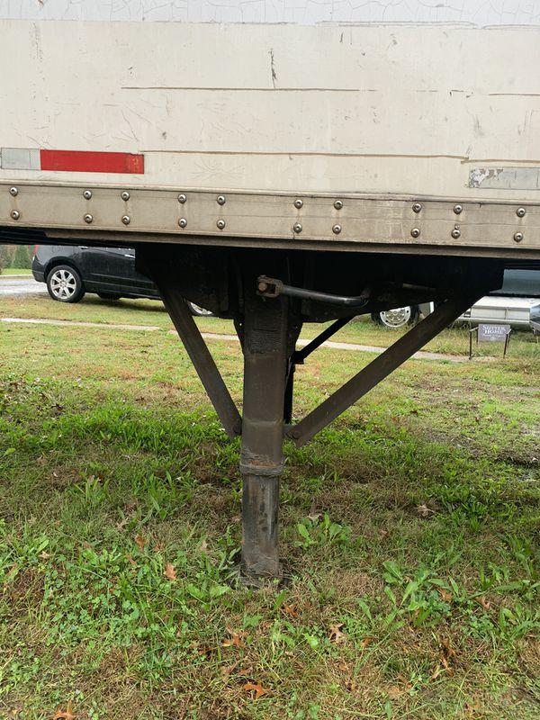 40' Wabash Van Trailer 12'6 height