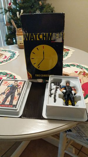 WatchMen(The comedian) Action Figure Collectible for Sale in Winter Park, FL