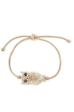 Brand New Adjustable owl charm bracelet for Sale in North Little Rock, AR