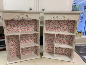 Shabby Chic Shelves for Sale in Huntington Beach, CA