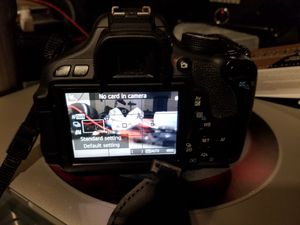 Canon EOS T3I for Sale in Pflugerville, TX