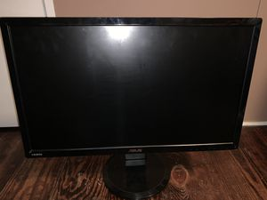 ASUS 25 Inch Monitor (HDMI DOES NOT WORK) for Sale in Navasota, TX