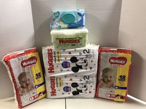 Huggies Bundle for Sale in Mooresville, NC