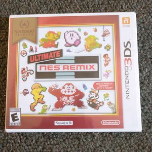 Ultimate NES Remix Classic Nintendo 2/3DS for Sale in Santa Ana, CA