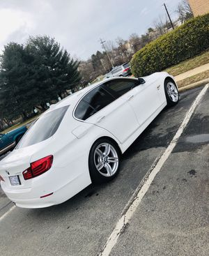 2012 BMW 5 Series for Sale in UNIVERSITY PA, MD