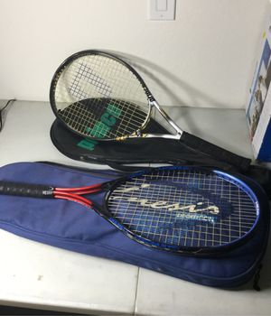 Tennis Rackets. One Prince One Head for Sale in Phoenix, AZ