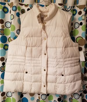 Charter Club Women's Quilted Puffer Sleeveless Vest/2X/New for Sale in Germantown, MD