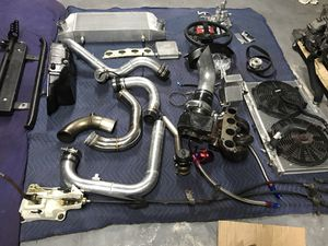 Acura Honda K20 K20a2 part out Turbo for Sale in Tampa, FL