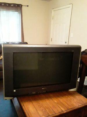 60 inch Sony Trinitron Color TV for Sale in Atlanta, GA