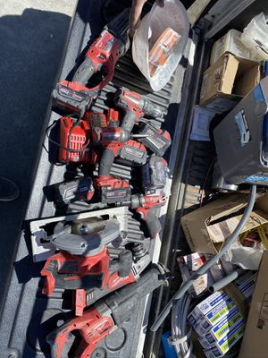 Milwaukee tools for Sale in Fairfield, CA